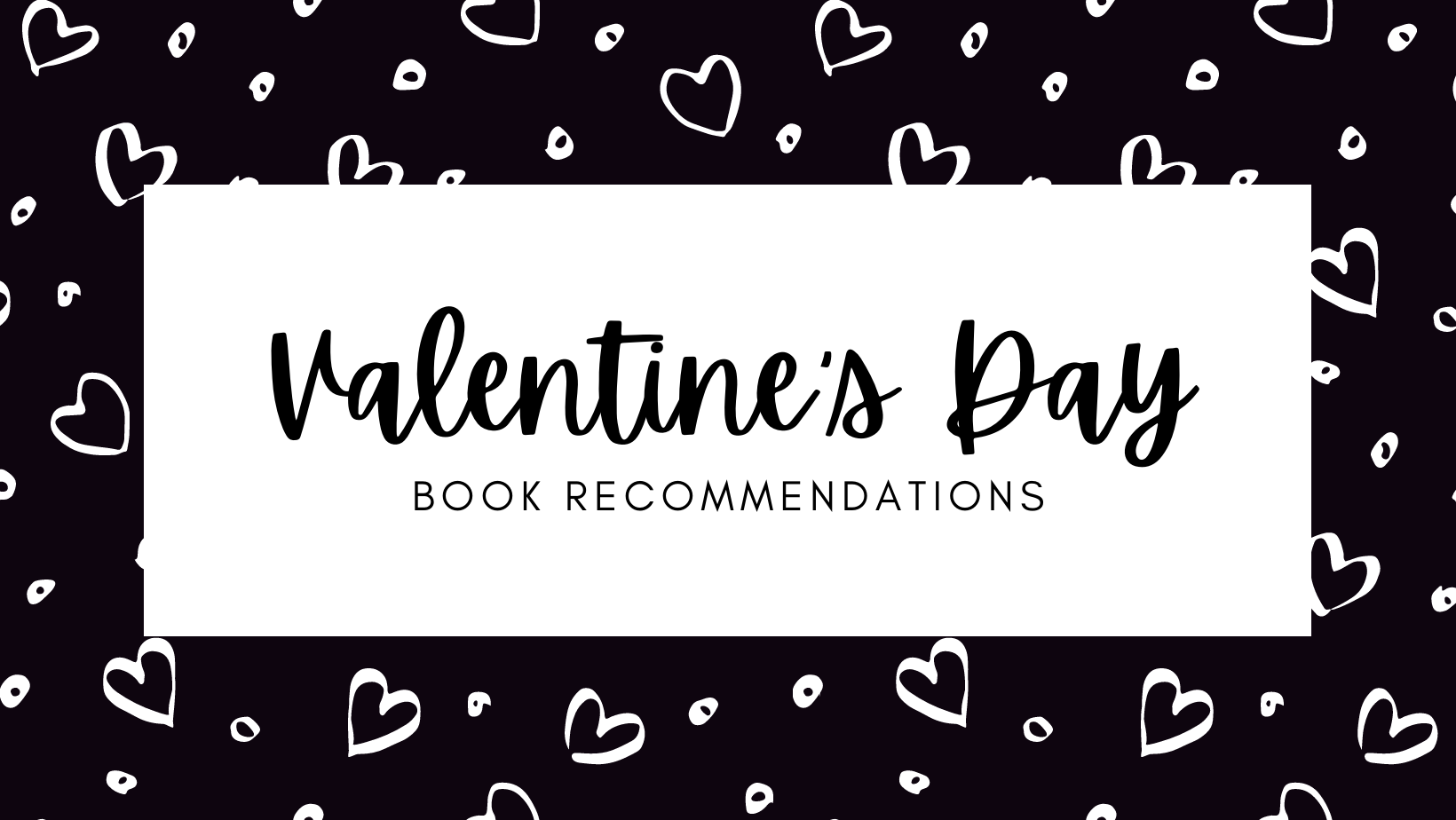 valentine's day book recommendations